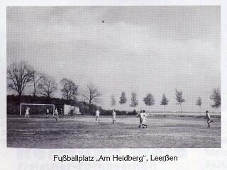 Fußballplatz am Heidberg