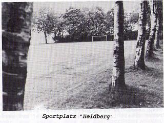 Sportplatz Heidberg