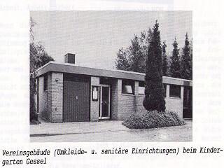 Vereinsgebäude