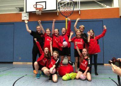 E-Jugend Korbball wird Landesmeister